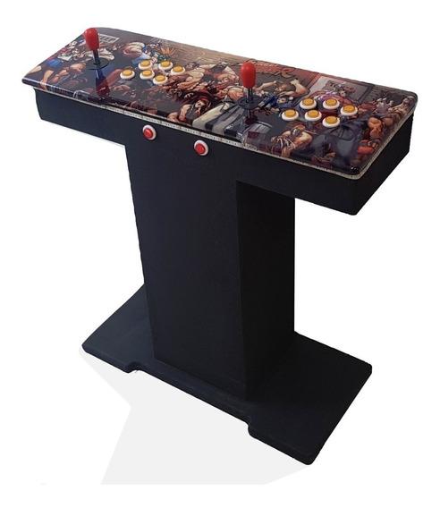 Envio Gratis Tablero Arcade Multijuegos Pc 1,660 Juegos Bago