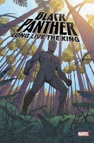 Imagen 1 de 1 de Pantera Negra Viva El Rey Maravilla Estreno Novela Grafica