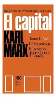 El Capital - Completo - 8 Tomos, Marx, Ed. Siglo Xxi