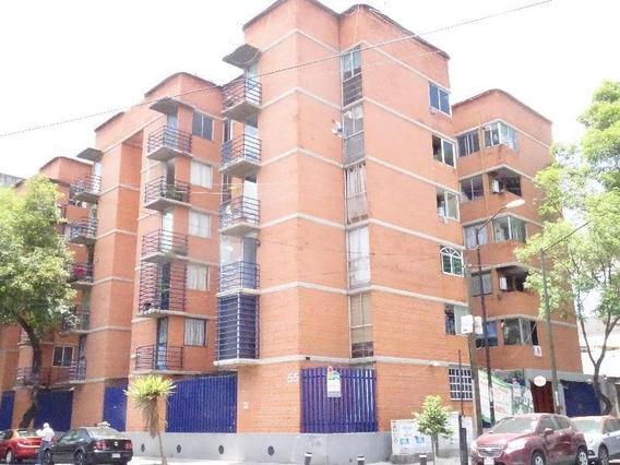 Departamento En Renta Santa María La Ribera, Alcaldía Cuauhtémoc, Re-modelado.