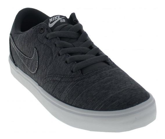 Tênis Feminino Nike Sb Check Solar 921464-004 Grafite