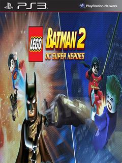 Lego Batman 2 Dc Super Heroes Latino Digital Ps3