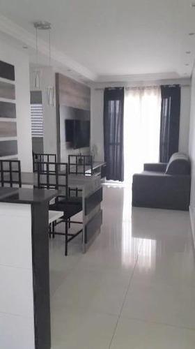 Imagem 1 de 12 de Apto Na Vila Formosa Com 2 Dorms, 1 Vaga, 50m² - Ap13346
