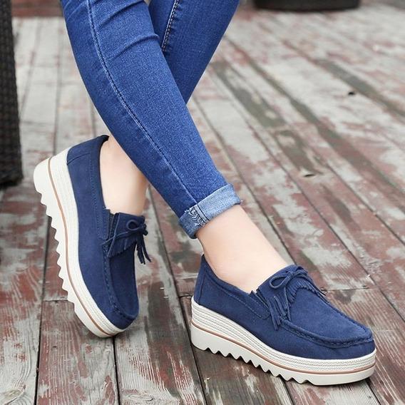 Alpargatas Mocasines Zapato Zapatillas De Mujer