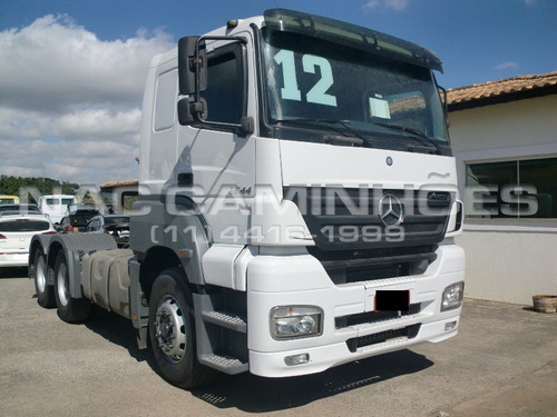 Mb Axor 2544 Ano 2011/2012 Chassi