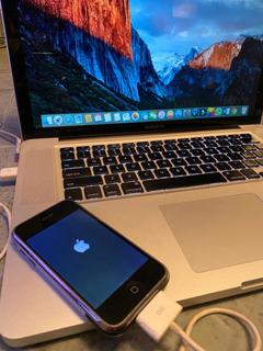iPhone 2g (primera Generación).