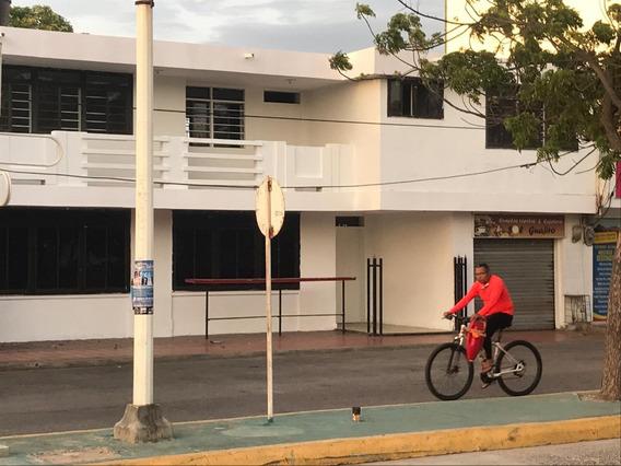 Arriendo Casa Comercial En Riohacha Frente Al Mar