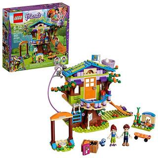 Lego Friends 41335 La Casa Árbol Mia Juego Juguetes Creativo