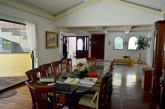 Vv475-28- Elegante Residencia En Venta En Hacienda De Vallescondido.