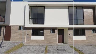 Casa En Renta En El Refugio, Queretaro, Rah-mx-19-1557