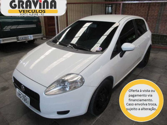 Fiat - Punto Attractive 1.4 Flex 2011