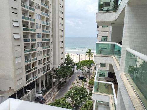 Apartamento À Venda, 140 M² Por R$ 750.000,00 - Pitangueiras - Guarujá/sp - Ap11680