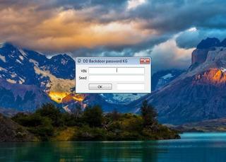 Backdoor Password Detroit Diesel