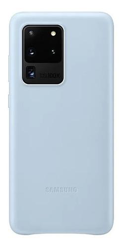 Funda Samsung Leather Cover Para Galaxy S20 Ultra