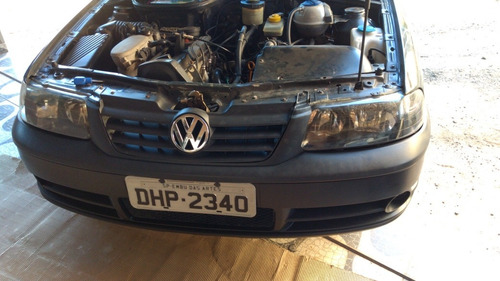 Imagem 1 de 3 de Volkswagen Gol 2005 1.6 Power Total Flex 5p