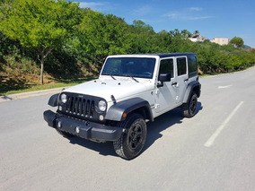 Jeep Wrangler 3.6 Unlimited Sport 4x4 At