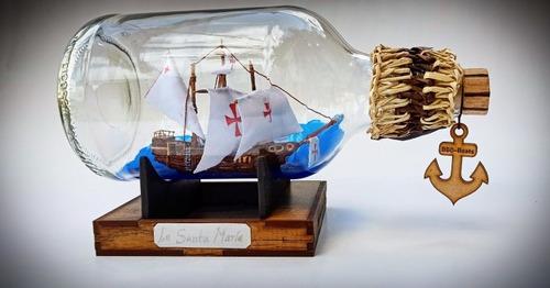 Barcos En Botellas