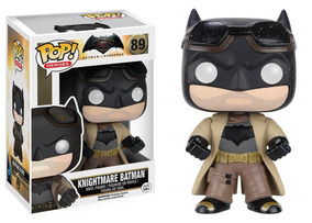 Funko Pop! Batman Vs Superman - Knightmare Batman #89