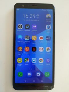Celular Liberado Asus Asus Zenfone Max Plus (m1). 32 Gb Dual