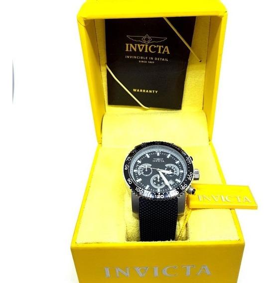 Relógio Invicta Specialty Pulseira Silicone Modelo 17773