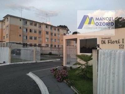 Apartamento Em Tindiquera  -  Araucária - 175