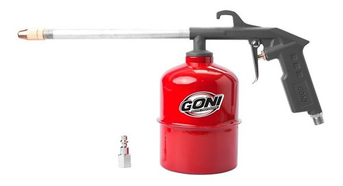 Pistola Para Lavado De Motores