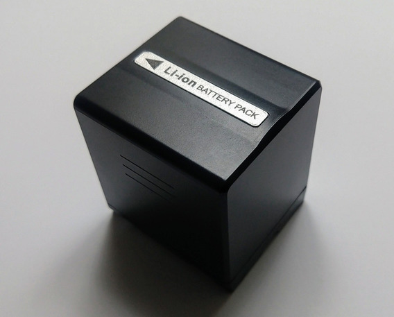 Bateria Filmadoras Hitachi E Panasonic