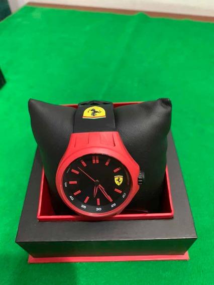 Reloj Original Ferrari En Caja