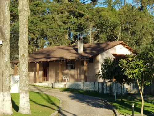 Chácara Com 4 Dormitórios À Venda Com 96000m² Por R$ 2.300.000,00 No Bairro Contenda - São José Dos Pinhais / Pr - 187