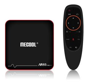Mecool M8s Pro W Tv Android Inteligente 7.1 Caixa De Tv