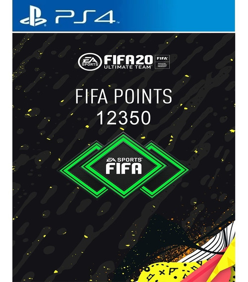 12350 Fifa 20 Points Ps4 / Ps3 Br