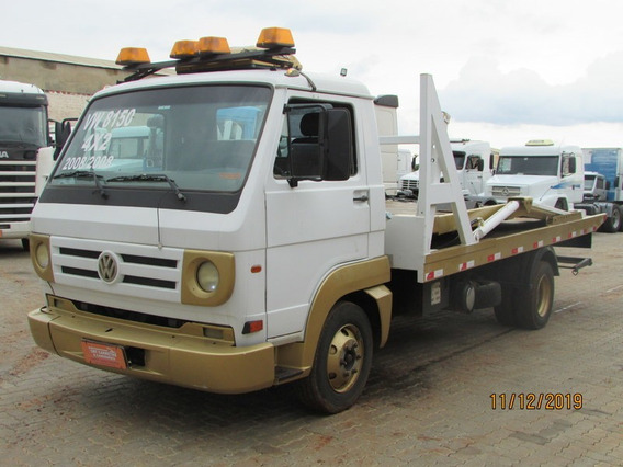 Vw 8-150 Plataforma C/ Deck E Asa Delta P/ 3 Carros
