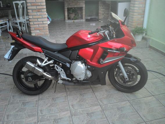 Suzuki Gsx650f 2011