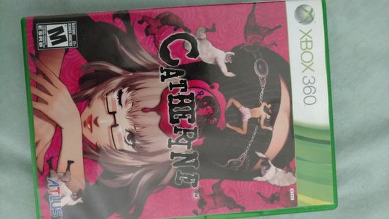 Catherine Para Xbox 360