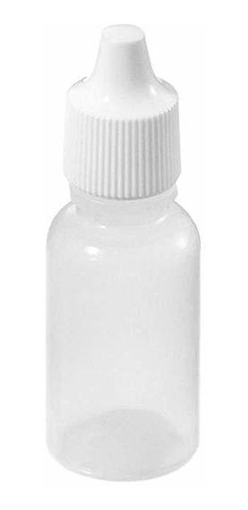 Renext 10 Piezas De 5ml Vacío Gotero Botella De Plástico Líq