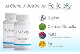 Follicle Rx Prevenir Caída Del Cabello Y Mejor Crecimiento