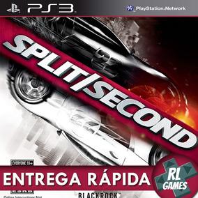 Split Second - Jogos Ps3 Psn