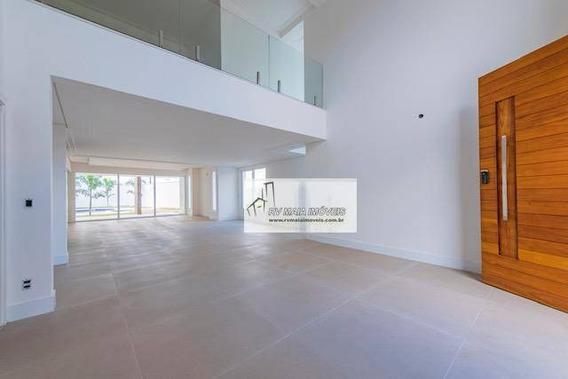 Casa Com 4 Dormitórios À Venda, 473 M² Por R$ 3.200.000,00 - Condomínio Sunset Village - Sorocaba/sp - Ca1970