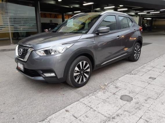 Nissan Kicks Exclusive Cvt A Credito Y Paga En Julio
