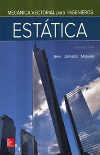Mecánica Vectorial Para Ingenieros - 11° Edición