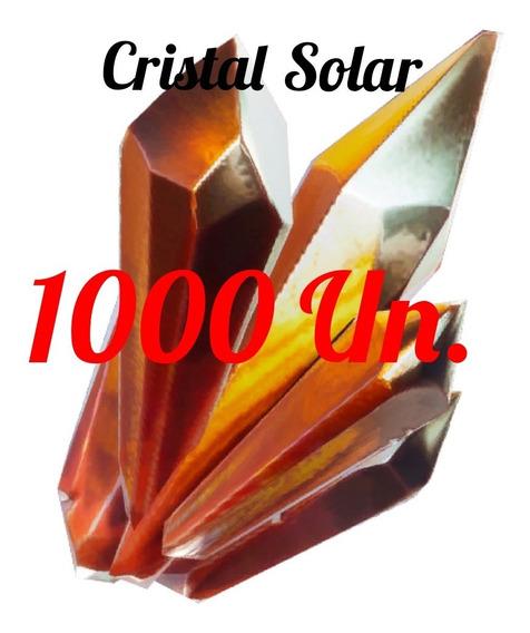 Fortnite - Salve O Mundo - Cristal Solar 1000 Un.