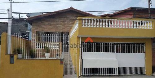 Casa Térrea Com 3 Dormitórios À Venda, 220 M² Por R$ 550.000 - Jardim Arpoador - São Paulo/sp - Ca0160