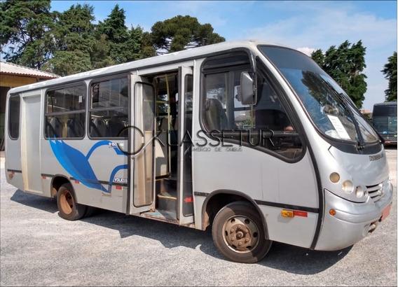 Micro Onibus Neobus Thunder Vw 9-150 Eod (cod.180) 2004-2005