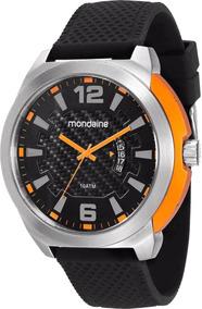 Relógio Mondaine Masculino 94782g0mvnu1, C/ Garantia E Nf