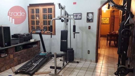 Casa Na Ribeirania Com 300 M² - Ribeirão Preto - Ca3089
