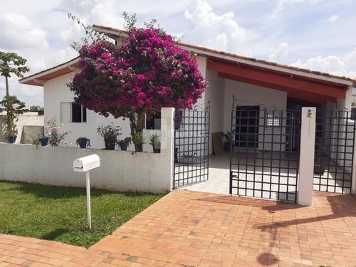 Imagem 1 de 15 de Casa Térrea Em Condomínio Bem Localizado. - Rt1108