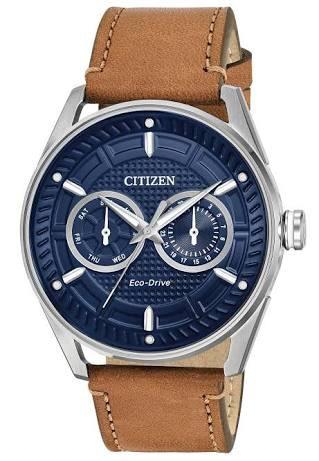 Relógio Citizen Eco Drive Cto Bu4020-01l