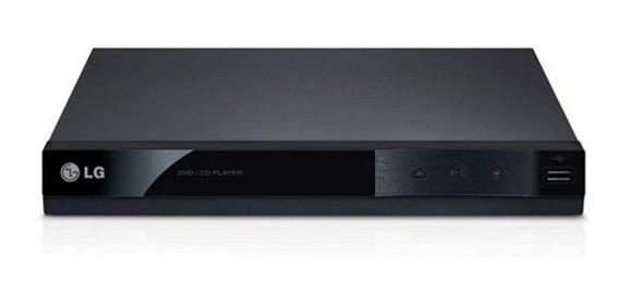 Dvd Player Lg Entrada Usb Video Composto - Dp132