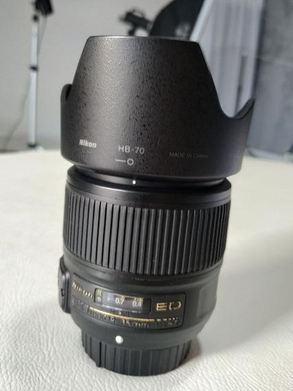 Lente Nikon 35mm 1.8 Fx
