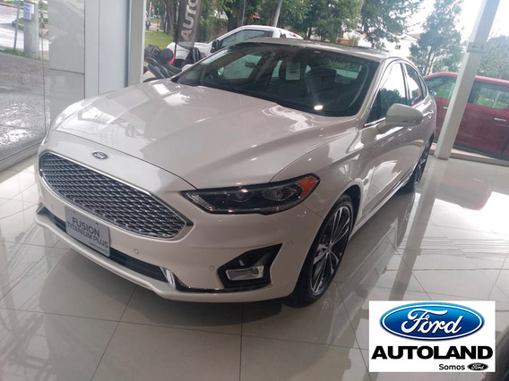 Ford Fusión Titanium Plus At 2019.